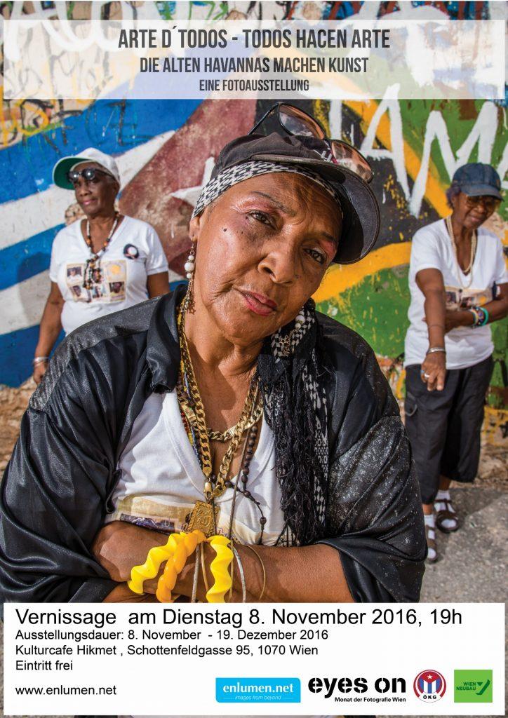 Fotoausstellung Schwerpunkt Kuba Arte de todos